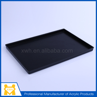 Wholesale quality products lucite coffee and drink tray