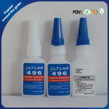 496 Metal Bonder Clear 20g Cyanoacrylate Instant Adhesive General Purpose Glue