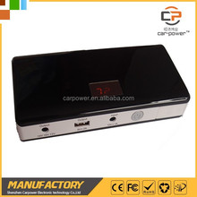 LCD screen jump start power bank