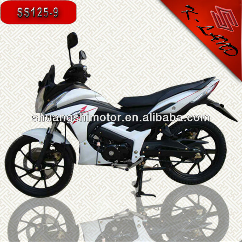 Chinese Motorcycle Models