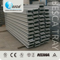 Galvanized Steel Cable tray & trunking (UL, cUL, NEMA, CE, ICE, ISO9001)