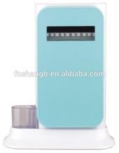 Nueva UVC casa cepillo de dientes desinfectante para las manos
