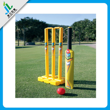 factory price plastic tennis ball cricket bat