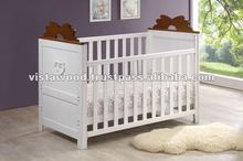 Wooden Cot ,baby bed, baby nursery