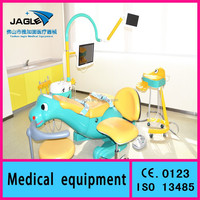 2015 hot sell integral dental unit for kids, dental unit kids