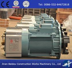 SC200/200 Construction Hoist, Double Cage Construction Elevator, 2T Construction Lifter
