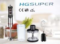 2016 nicer dicer as seen on tv chinese appliances fruit juice hand blender HG7701set