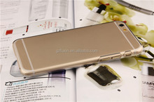 Transparent New Design Phone Back Cover Cases PC Case For Iphone 5/iphone5s
