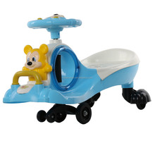 Patented product plasma car salable popular plastic children swing car baby plasma car