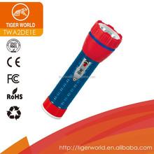led suppliers tiger world led pocket brightlight 9 led torch for European market