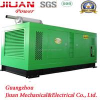 High diesel generator fuel consumption per hour generator 200KVA kirloskar genset price list