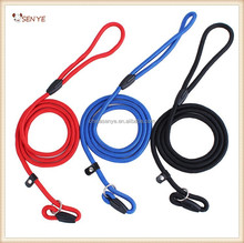 High Quality P-Leash Wholesale Nylon Braided Dog Leash