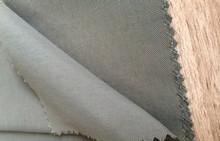 Dull taslon Oxford with milk coating