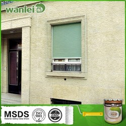 Foshan beautifully weather resistance External walls coating,beautiful paint colors