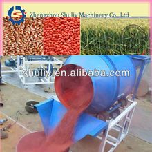 Grain/vegetable/wheat/rice/corn/peanut/soybean/sorghum/barley/millet /coffee bean seed coating machine -008615238618639