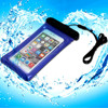 high quality mobile phone pvc waterproof bag for iphone samsung cellphone bag