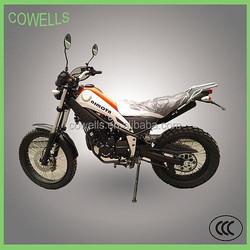 Powerful Cheap Spoke Wheel Motorcycle