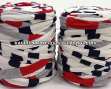 satin band trapillo cloth