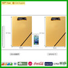 presentation folder,presentation folder printing,file folder with metal clip