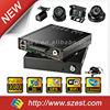 8CH WIFI G-Sensor GPS 3G 1080P mobile DVR for bus