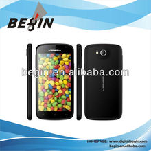"Android 4.2.2gionee mobile phone dual sim dual standby 5.0""capacitive screen"
