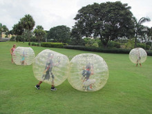 Direct factory sales Energized Games human bubble ball,inflatable bubble ball,bubble ball for football