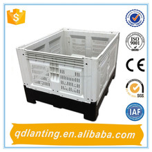 foldable plastic box for fruit ,vegetables, electronic