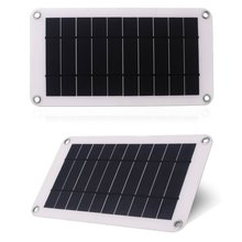 doldable design 12v 25w fabric fold ldk solar panel