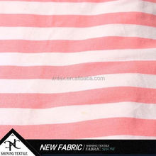 fabric blue white stripe