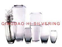 antique handblown clear glass vases wholesale cheap