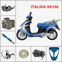 Chinese motorcycle fairings & turn signals for a bicycle & keeway ITALIKA XS150