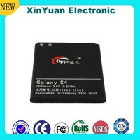 Battery for samsung galaxy s4 mini replacement for Samsung I9500 I9505