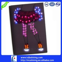 LED Flash High Quality Notebook Factory