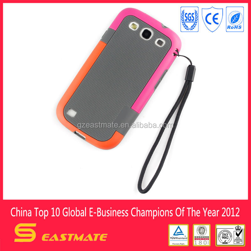 Wholesale minion case for samsung galaxy s3
