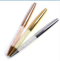 2015 new type crystal stylus pen for Office material school supplies