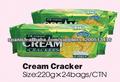 200g de Galletas Cream Cracker