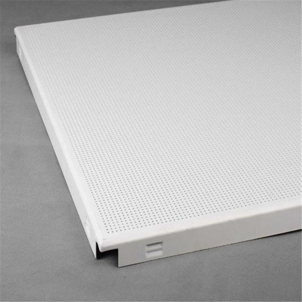 Metal Ceiling System Aluminum Square Clip In Ceiling Tile Buy
