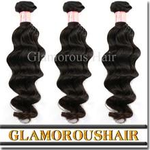 Hot Sale Wholesale Price Remy Brazilian Virgin Hair Extension, Human virgin hair weave