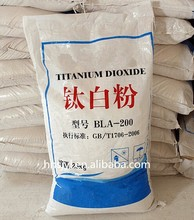 china manufacture /high-class 98% tio2 rutile