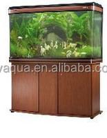 Newly modern designed BOYU glass corner fish aquarium LH1200