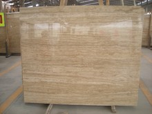 Tumble beige French pattern travertine stone