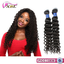 Best Price 7A grade Chemical Free deep wave virgin remy peruvian hair weave