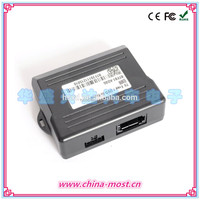 compatible with bmw optical fiber connection for bmw tv free video unlock interface