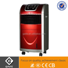 CE CB Portable Water Air Cooling Fan LFS-701A RED COLOR