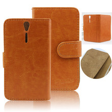 for Sony LT 26i case,wallet leather flip cover case for Sony LT 26i