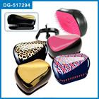 Personalizado colorido Detangling escovas de cabelo
