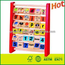Alphabet Frame Educational Learning Toy
