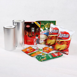 JC frozen food potato chips packaging film roll/bags,water soluble film packing machine usage