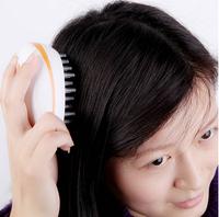 Head Massager Promote Blood Circulation Brush Mini Electric Scalp Head Massage Hair Comb
