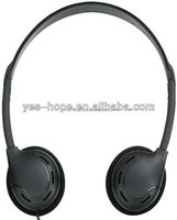 top selling entry level airline cheap headset with cheapest factory price